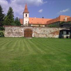 Pivovarská zahrada